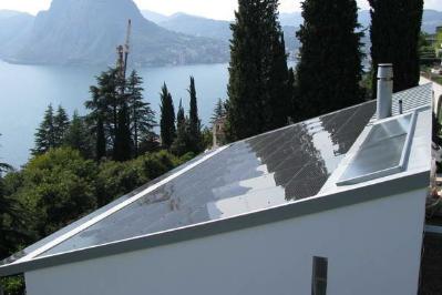 fotovoltaico integrato Ticino