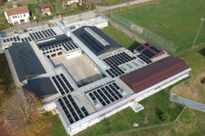 impianti fotovoltaici per aziende Ticino